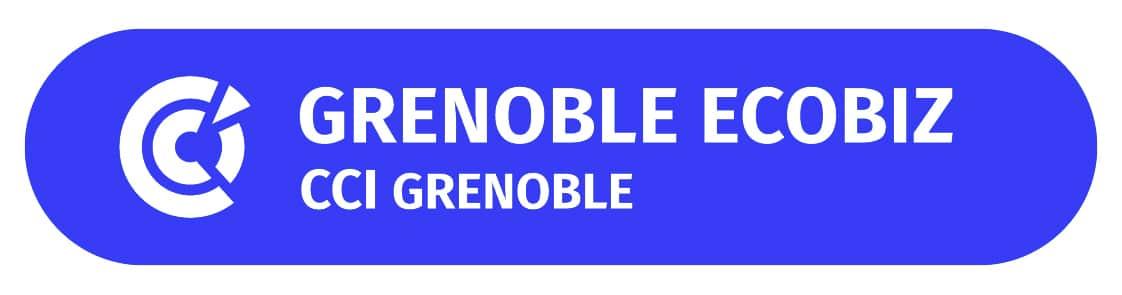 Logo Grenoble Ecobiz